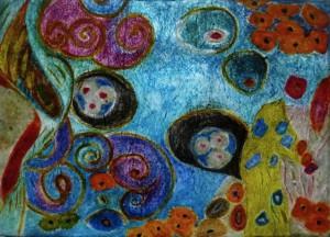 Klimt III / transparence